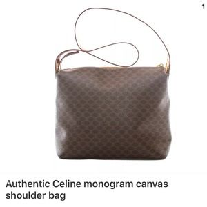 Used Authentic Celine Bag- Made in Italy.